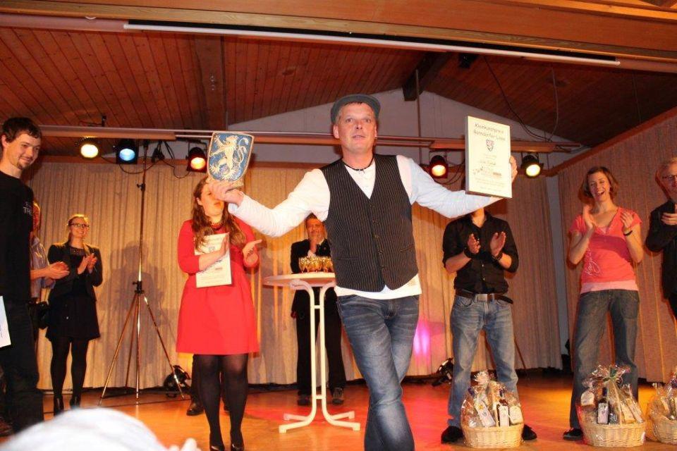 1. Bonndorfer Löwe – Kleinkunstpreis in Bonndorf