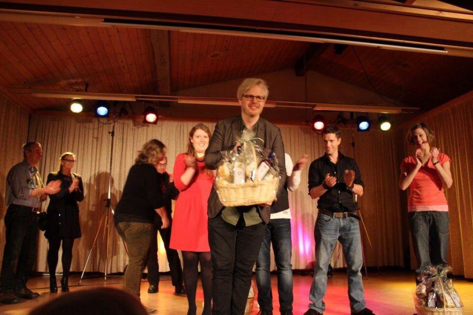 1. Bonndorfer Löwe - Kleinkunstpreis in Bonndorf