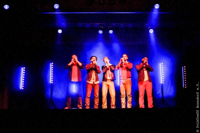 A-Cappella Nacht, Medlz, VivaVoce,