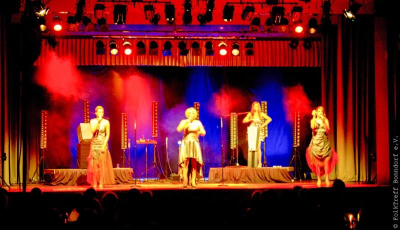 A-Cappella Nacht, Medlz,