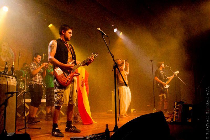 CD-Release-Party, LUDDI, locos estupidos,