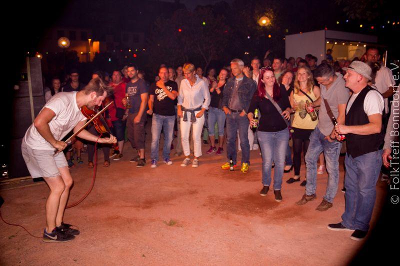 Schlossfest 2016 - I'M NOT A BAND
