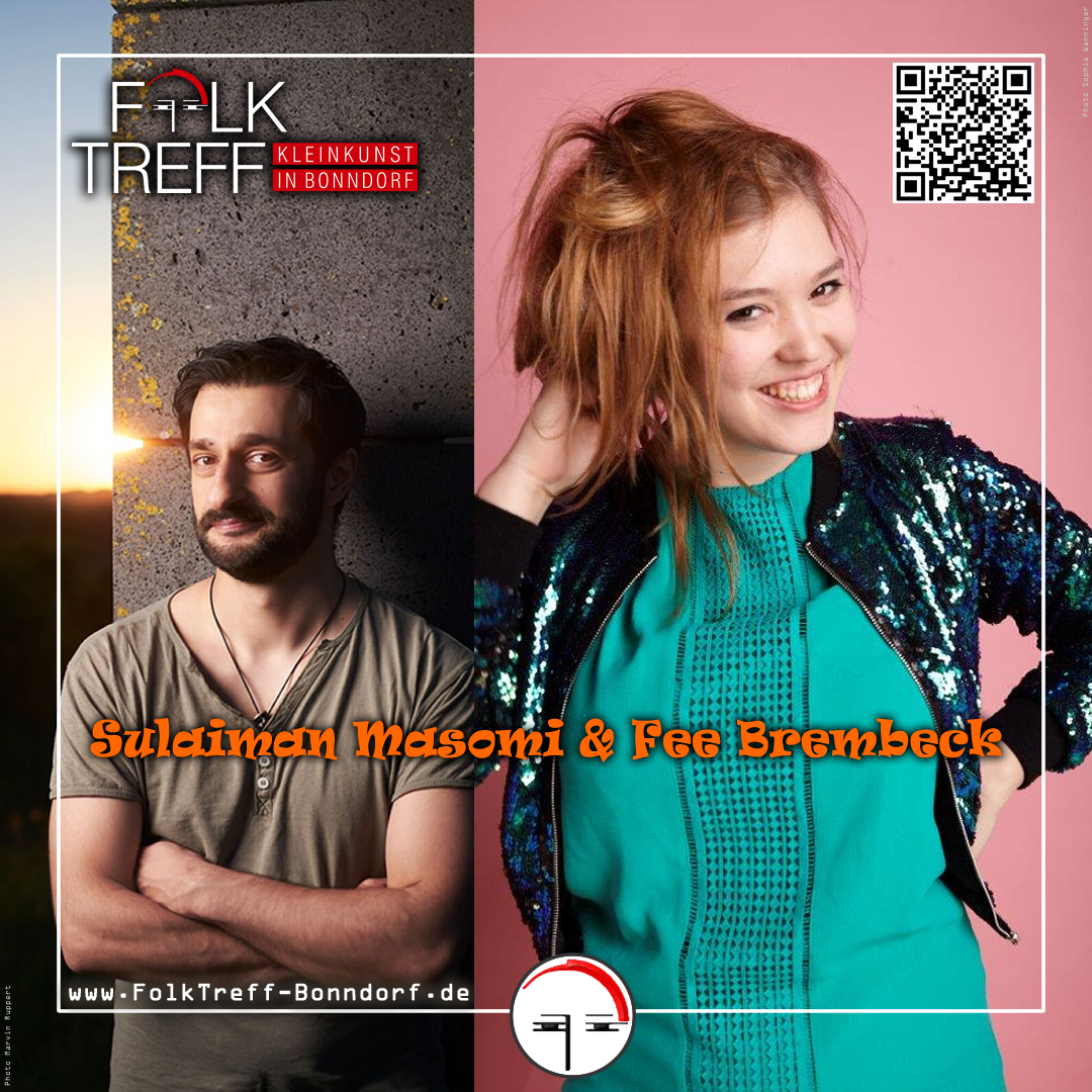 Read more about the article Sulaiman Masomi & Fee Brembeck